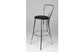 Барный стул Нерон (гальваника)